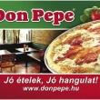 Don Pepe Étterem & Pizzéria - Tesco Hipermarket, Pesti út