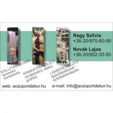 A-csoport Dekoráció: Standkivitelezés, lakberendezés, kirakatrendezés-dekoráció