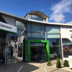 Autó Derzbach - Škoda Márkakereskedés és Szerviz