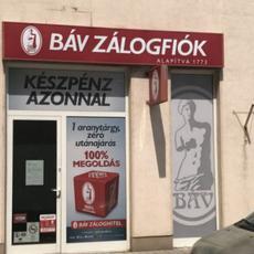 BÁV Zálogfiók - Keresztúr Piac