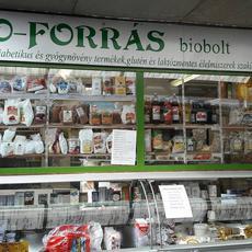 Bio-Forrás Biobolt - Rákoskeresztúri régi Piac