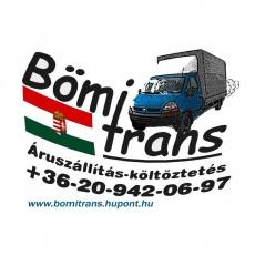 Bömitrans Költöztetés-Szállítás