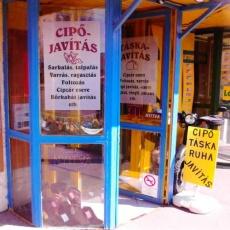 Cipő-Táska-Ruha Javítás - Pesti út 40.