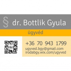 Dr. Bottlik Gyula ügyvéd 709431799, ugyved.bgy@gmail.com, Home Center