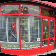 Mr. Suszter