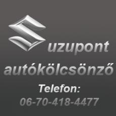 Suzupont Autókölcsönző