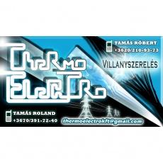 Thermo Electro Kft. - villanyszerelés