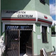 V. System Autófesték