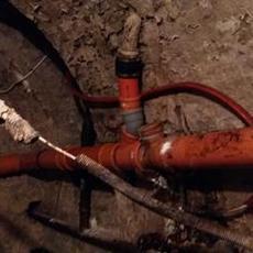 Csatorna - alapvezeték felújítás