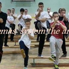 Dinamikus Wing Chun Kung-Fu - Rákoskeresztúr