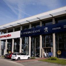 Citroën-Peugeot Pásztor - Pesti út