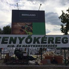 Bergano kertészeti szakkereskedés és barkácsbolt