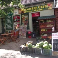 Élelmiszer Üzlet - Péceli út 95.