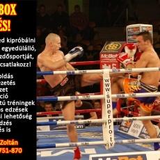 Booster Z' Thai Box Klub