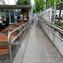 Pesti úti nyilvámos WC a Főtér Caffé mellett, az Elágon (Fotó: ittlakunk.hu)