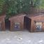 Dreamdoghouse - Szigetelt kutyaházak
